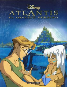 Atlantis, 2001