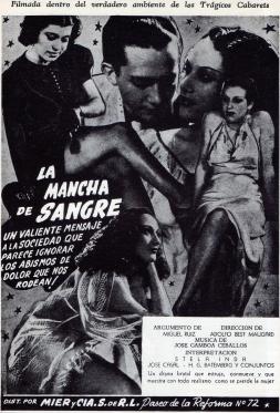 La Mancha de Sangre, 1937