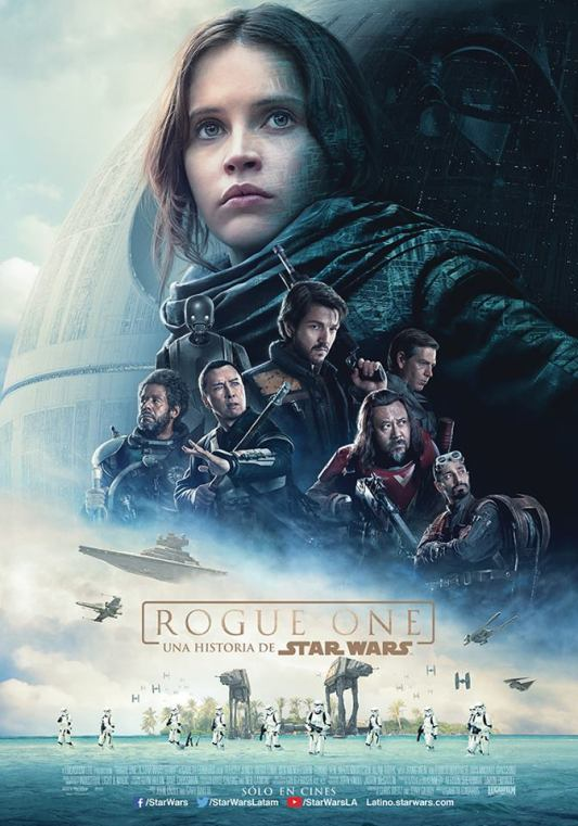 Rogue One, 2016