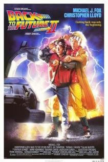 Volver al Futuro II, 1989